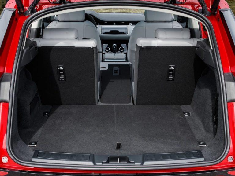 Maletero Range Rover Evoque 2020