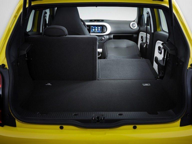 Maletero Renault Twingo 2019