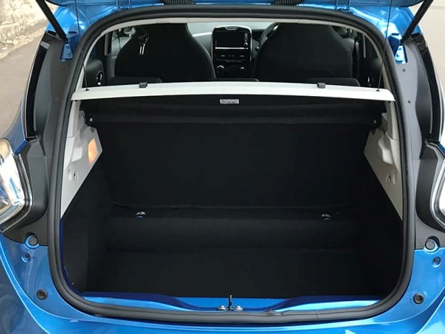 Maletero Renault ZOE 2020