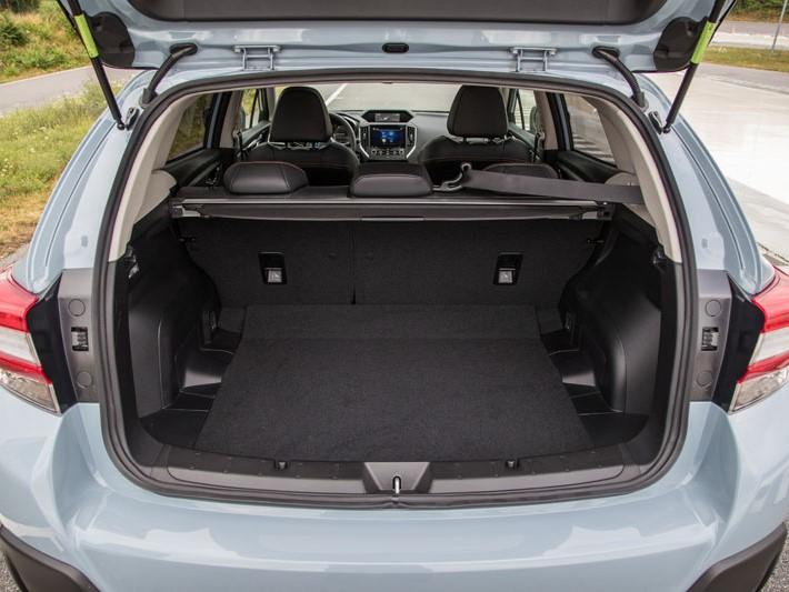 Maletero Subaru XV 2018