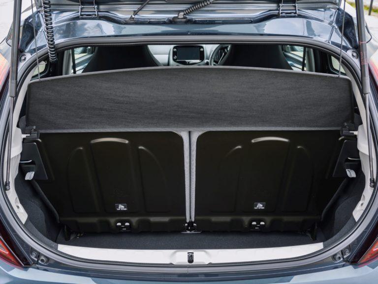 Maletero Toyota Aygo 2019