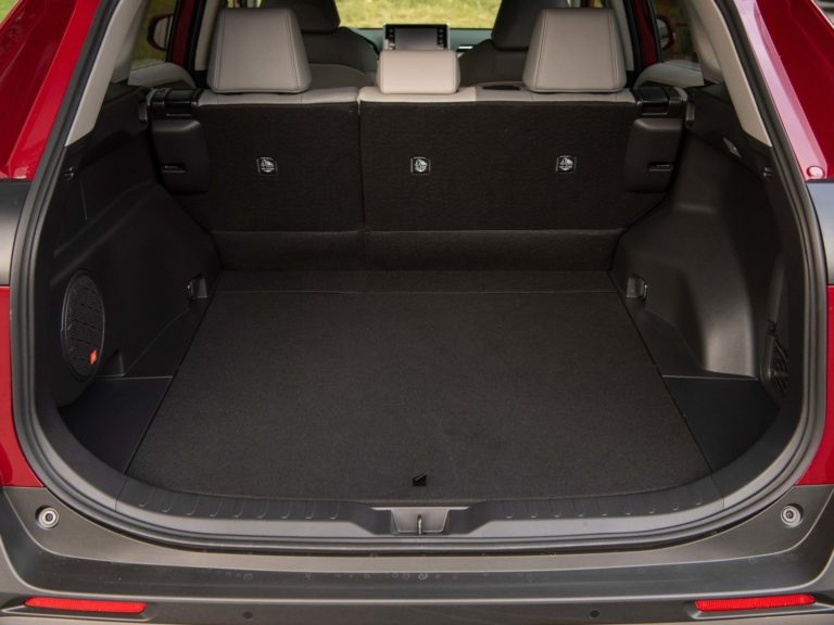 Maletero Toyota RAV4 2019