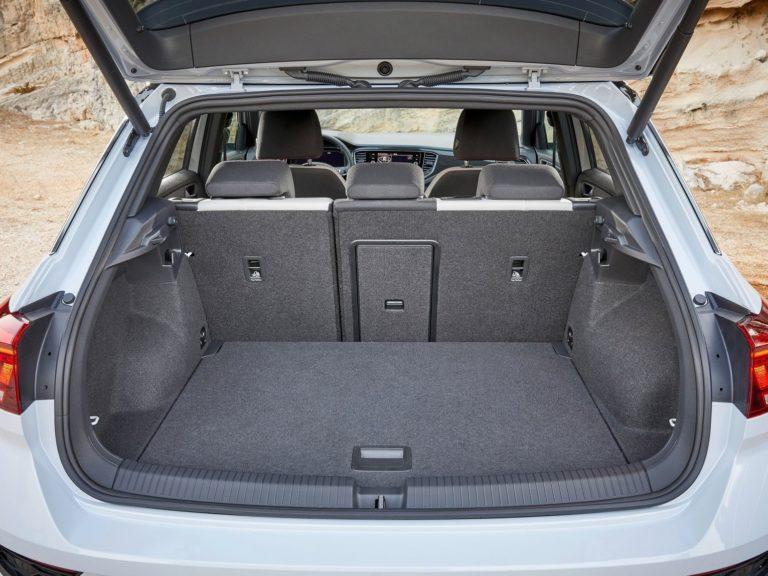 Maletero Volkswagen T-Roc 2018