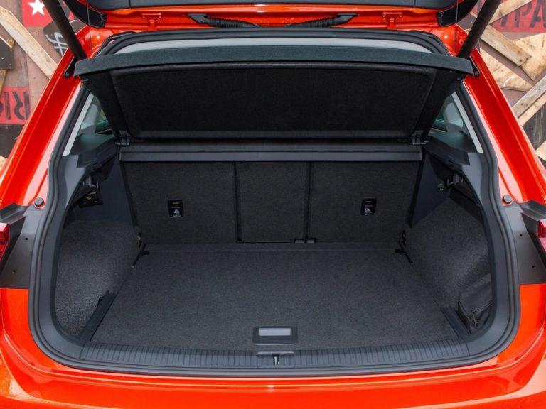 Maletero Volkswagen Tiguan 2017