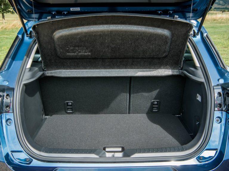 Mazda CX-3 2019 maletero