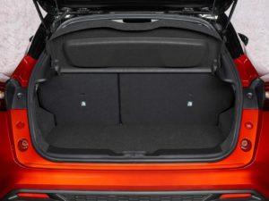 Nissan Juke 2020 maletero