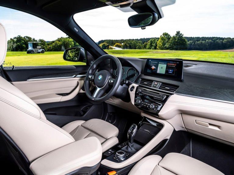 Plazas delanteras BMW X1 2020