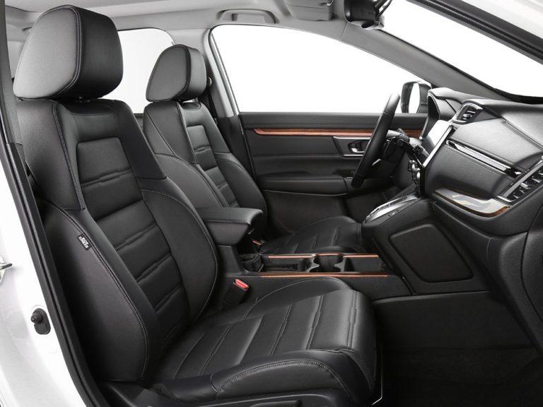 Plazas delanteras Honda CR-V 2020