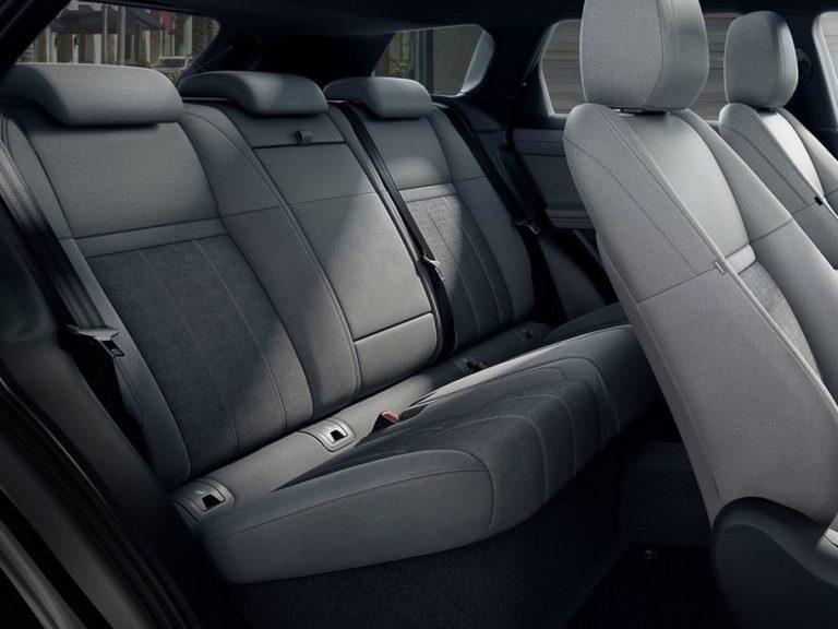 Plazas traseras Range Rover Evoque 2020
