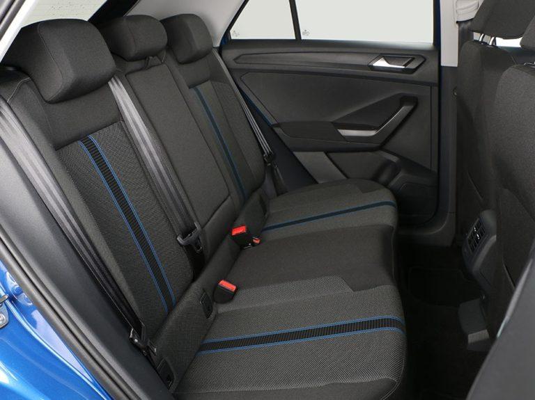 Plazas traseras Volkswagen T-Roc 2018