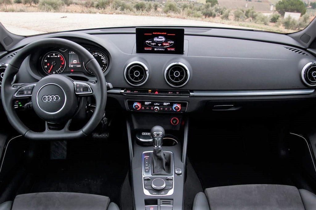 Interior Audi A3 sportback 2016