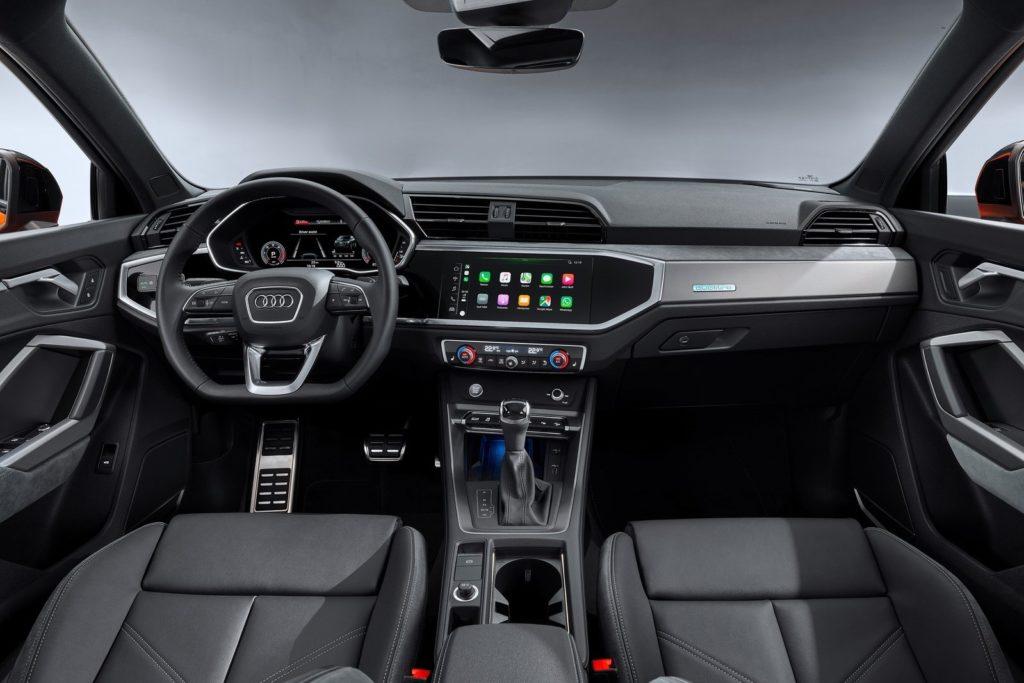 Interior Audi Q3 Sportback 2019