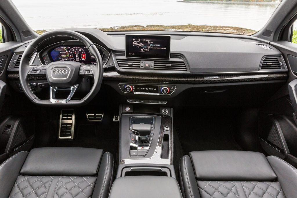 Interior Audi Q5 2017