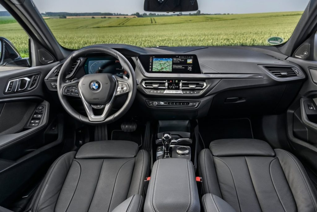Interior BMW serie 1 2020