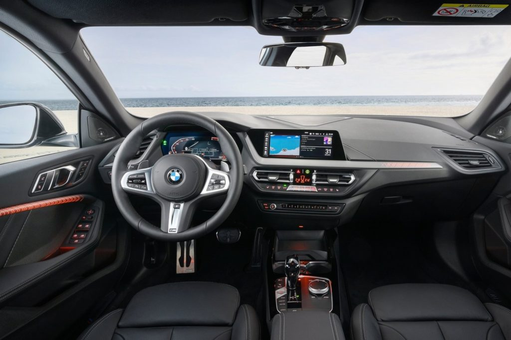 Interior BMW serie 2 gran coupe 2020
