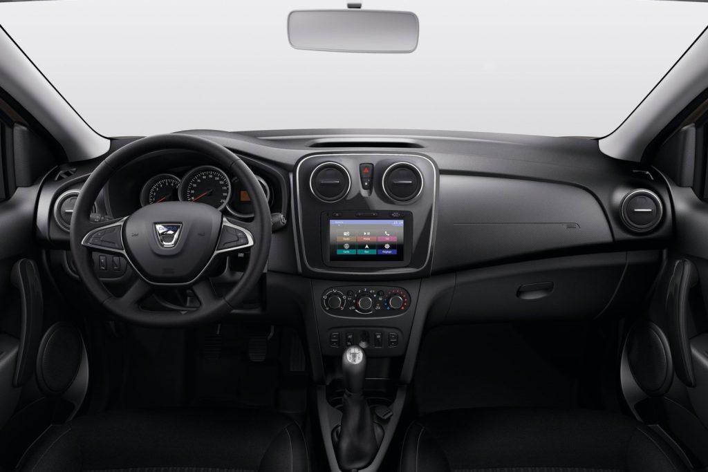 Interior Dacia Logan MCV 2017