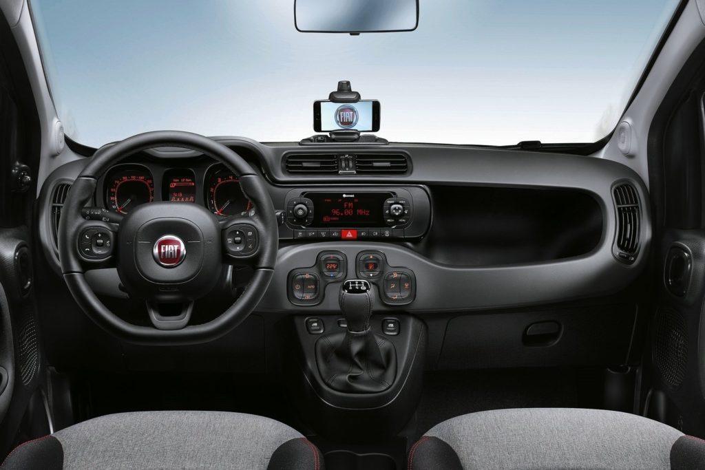 Interior Fiat Panda 2012