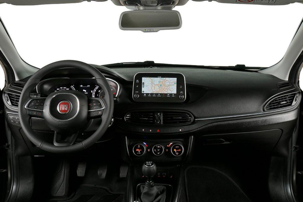 Interior Fiat Tipo SW 2016