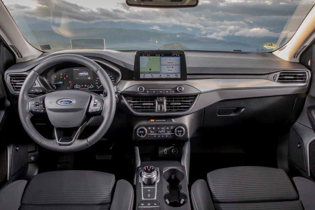 Interior Ford Focus 2018