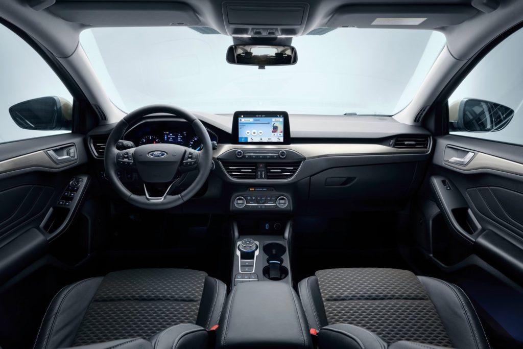 Interior Ford Focus Wagon 2018