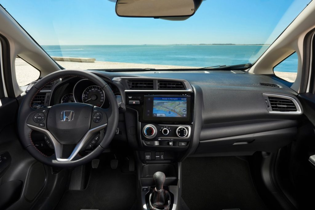 Interior Honda Jazz 2018