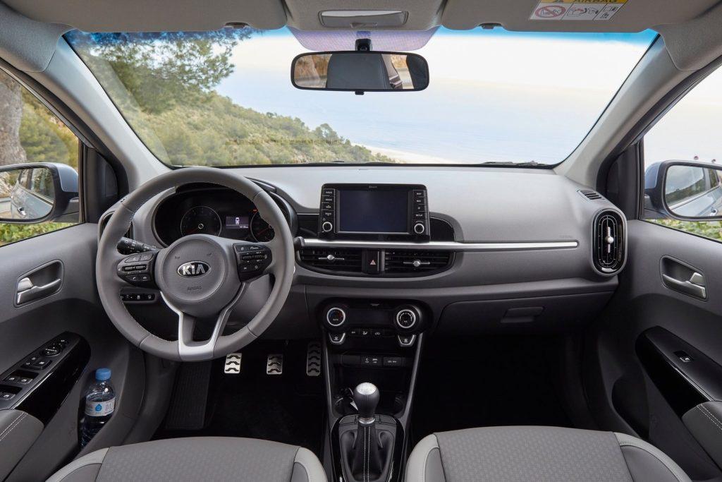 Interior Kia Picanto 2017