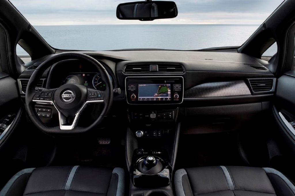Interior Nissan Leaf 2018