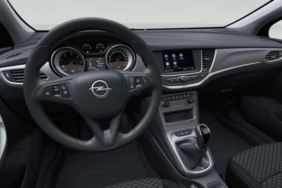 Interior Opel Astra Sports Tourer 2020