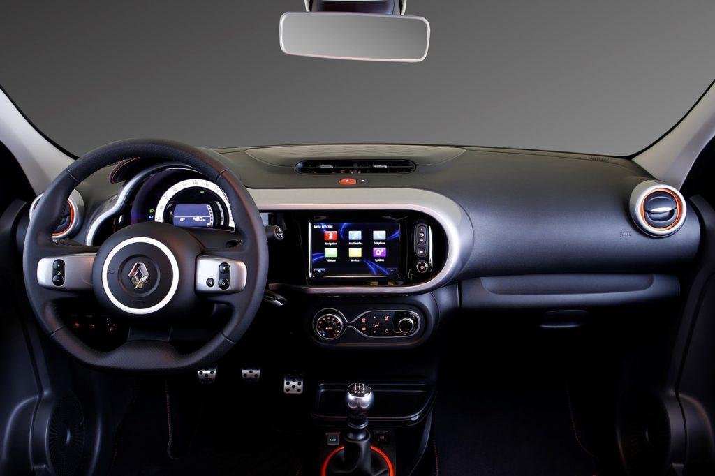 Interior Renault Twingo 2019