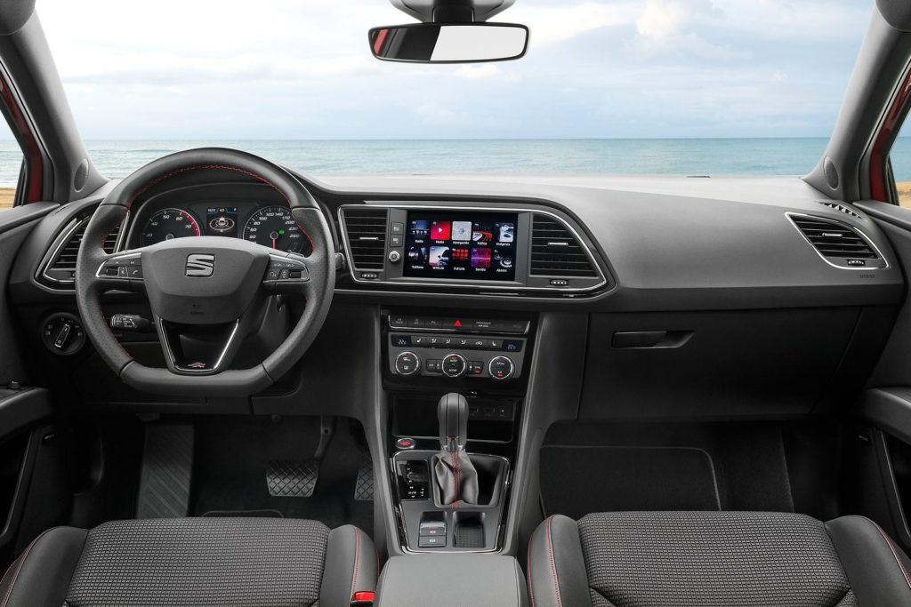 Interior Seat Leon 2017