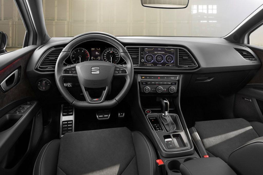 Interior Seat Leon ST 2017