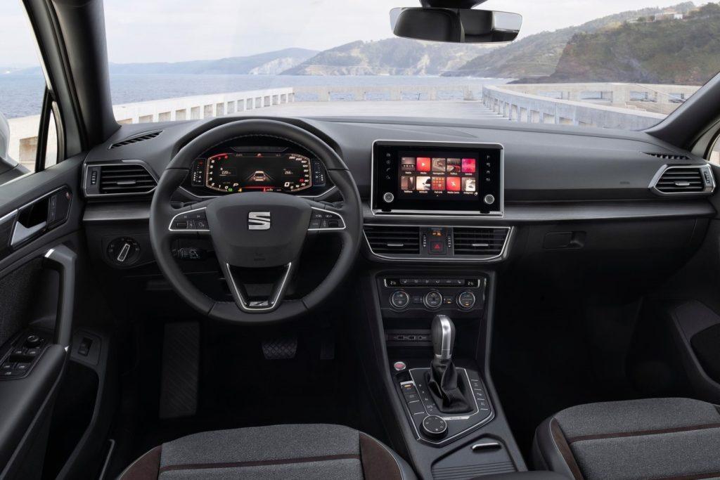Interior Seat Tarraco 2019