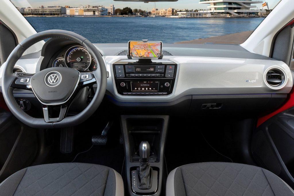 Interior Volkswagen UP 2020