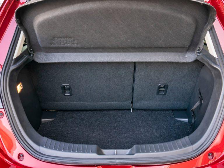 Maletero Mazda 2 2020