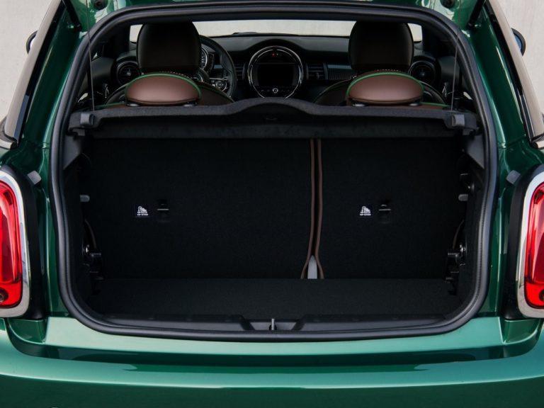 Maletero Mini 3 puertas 2018