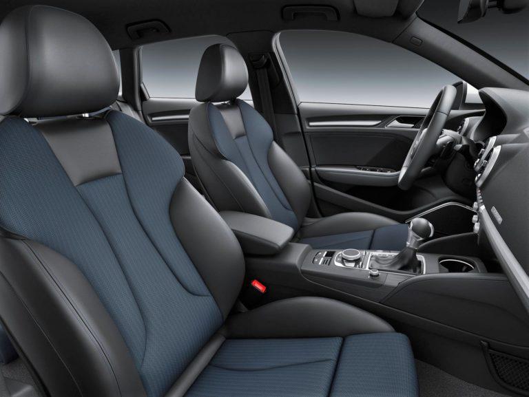 Plazas delanteras Audi A3 sportback 2016