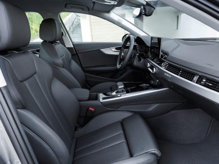 Plazas delanteras Audi A4 2020