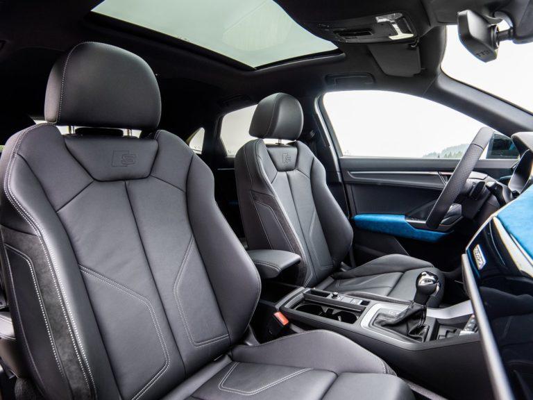 Plazas delanteras Audi Q3 Sportback 2019