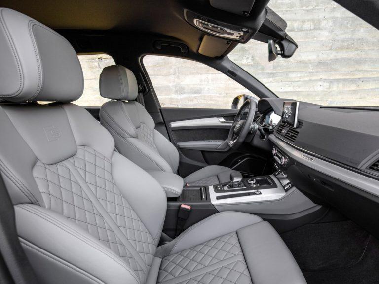Plazas delanteras Audi Q5 2017