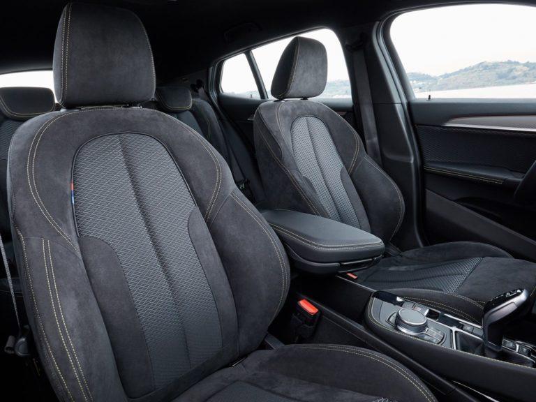 Plazas delanteras BMW X2 2019
