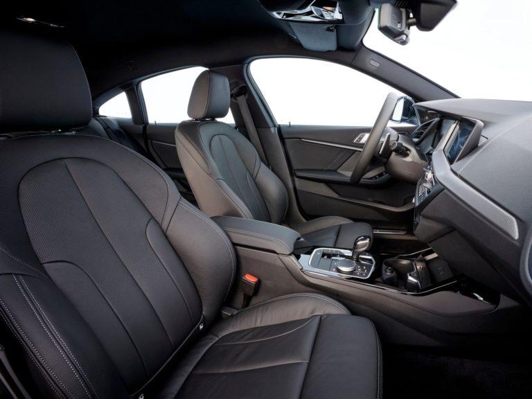 Plazas delanteras BMW serie 2 gran coupe 2020