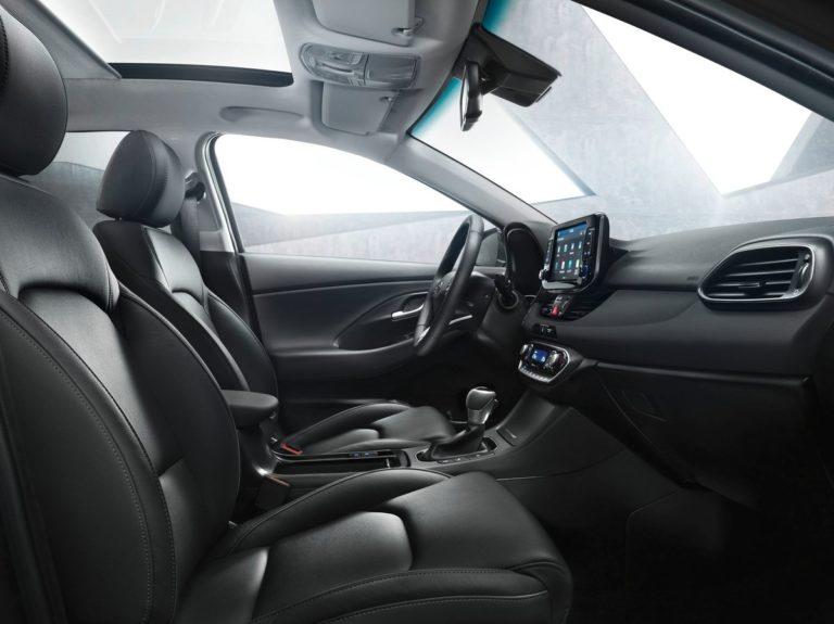 Plazas delanteras Hyundai i30 CW 2019