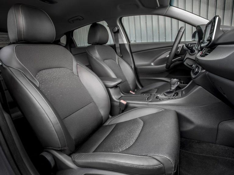 Plazas delanteras Hyundai i30 Fastback 2018