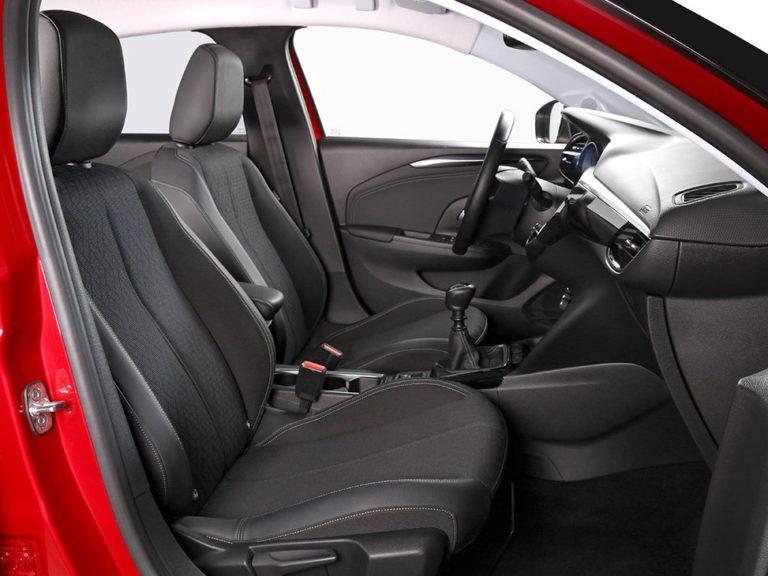 Plazas delanteras Opel Corsa 2020
