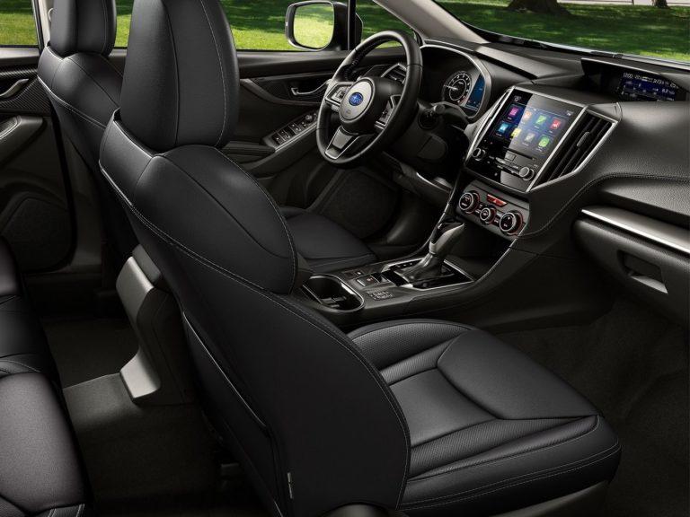 Plazas delanteras Subaru Impreza 2017