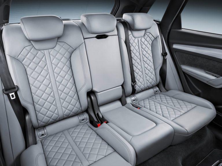 Plazas traseras Audi Q5 2017