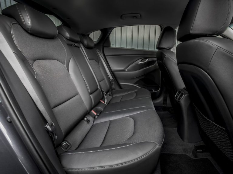 Plazas traseras Hyundai i30 Fastback 2018
