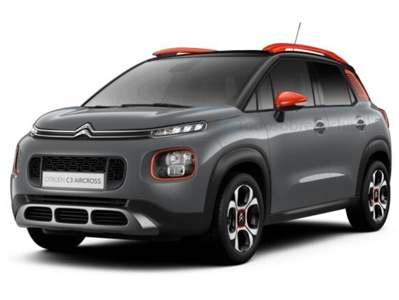 Citroen C3 Aircross InspiredBy