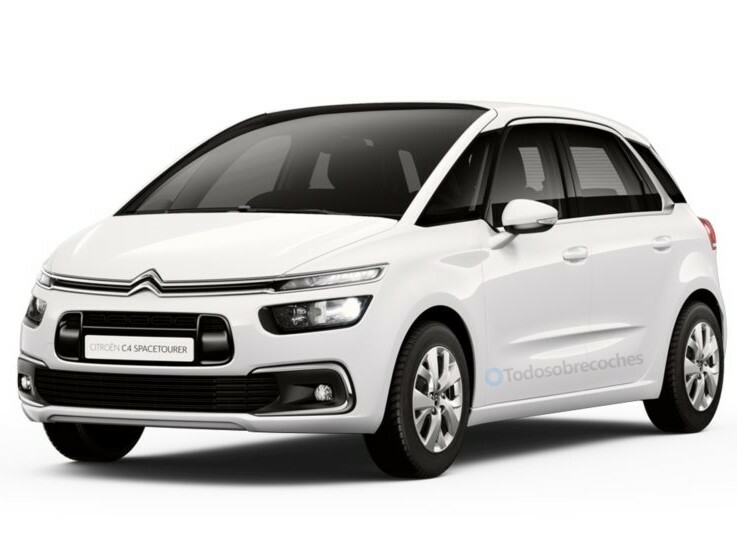 Citroen C4 Spacetourer Feel
