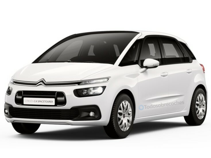 Citroen C4 Spacetourer Live